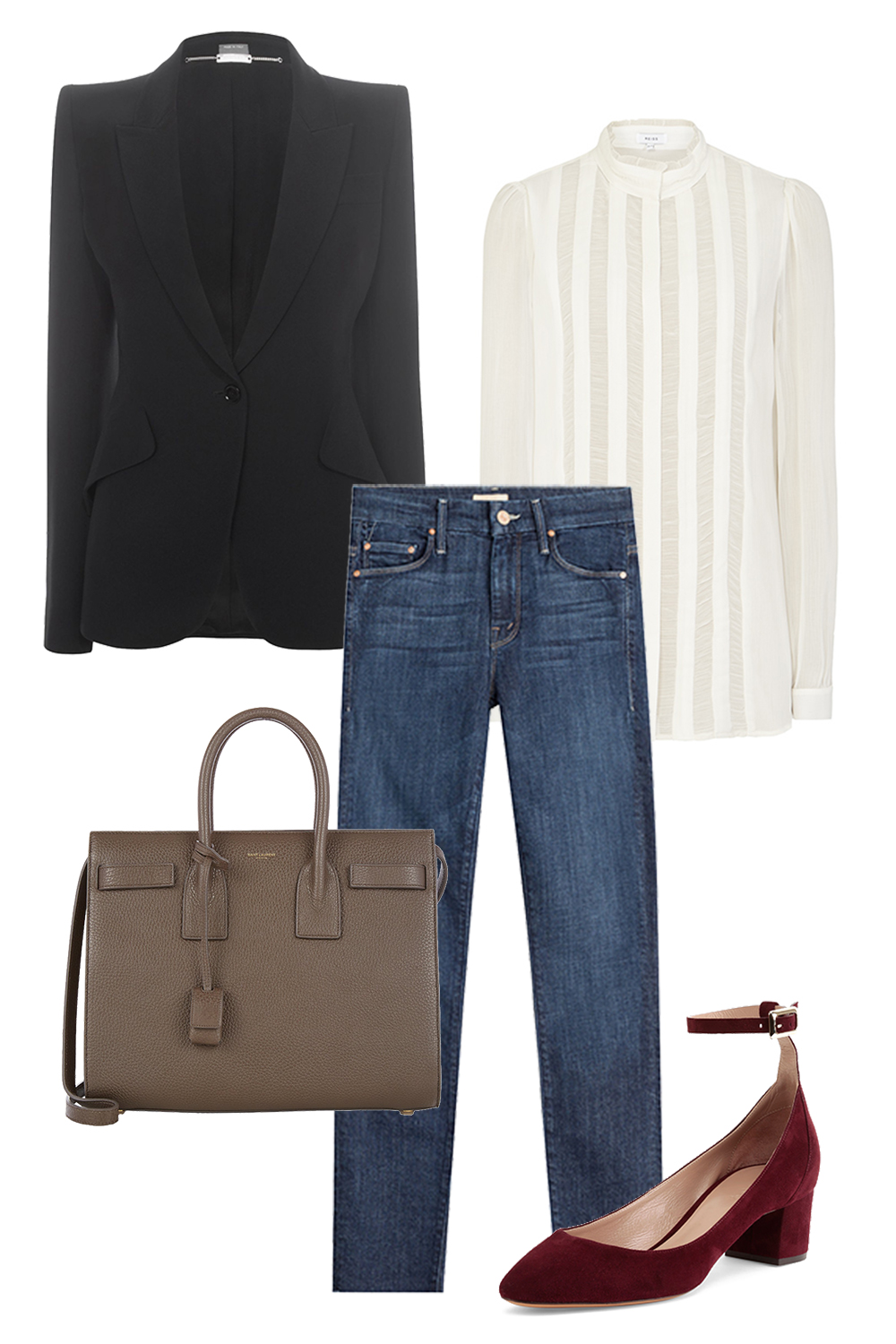 the outfits that got us hired editors job interview style tips