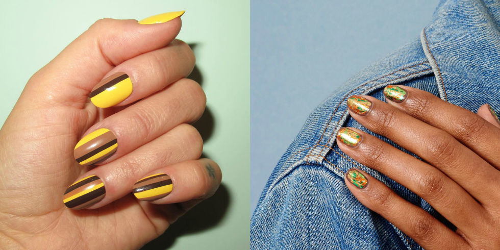 Make Life Easier: 9 Reasons Why Fall Nail Art Doesn\'t Have to Be Literal