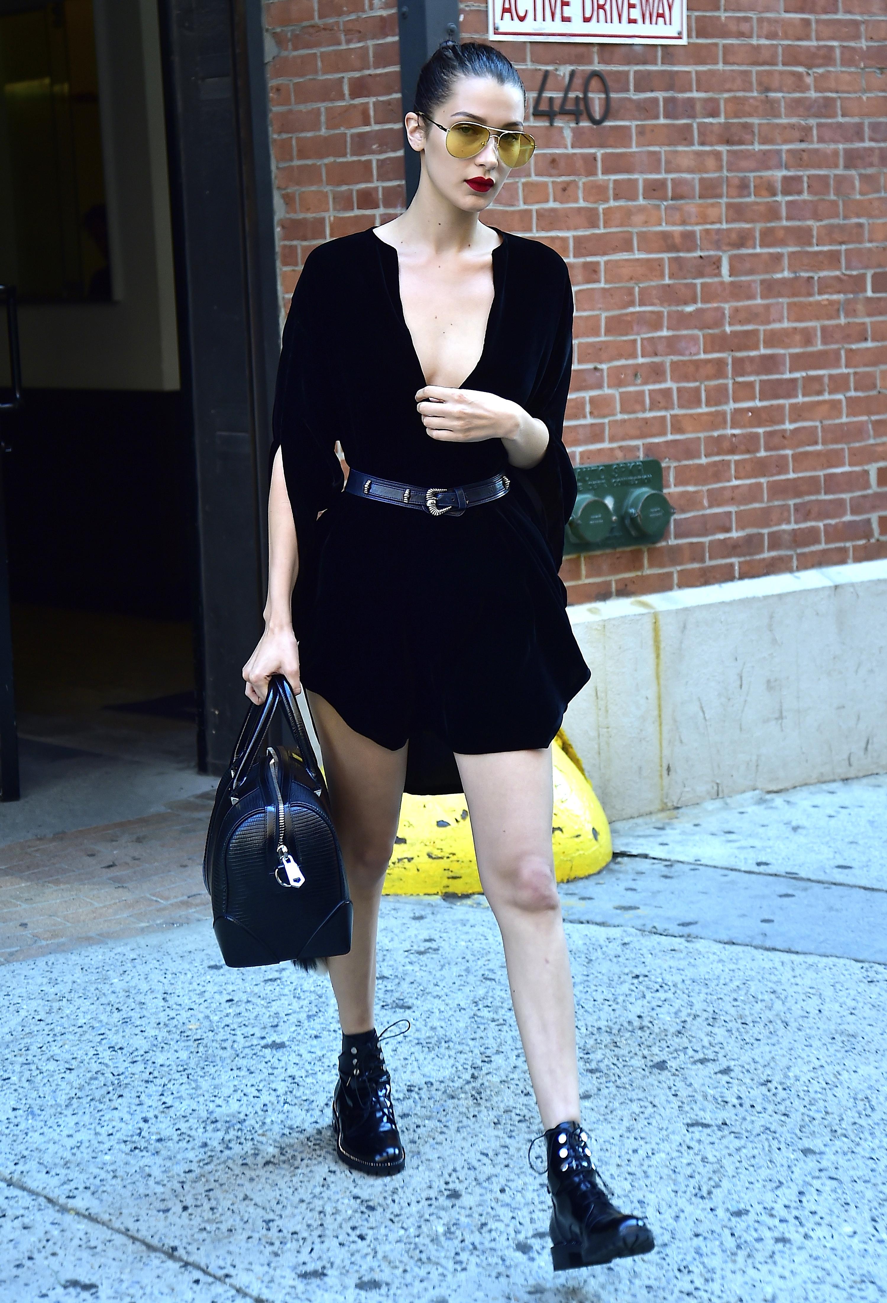 ella hadid summer fashion