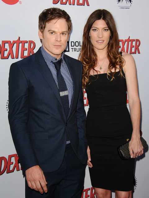Dexter and deb dating in real life 10