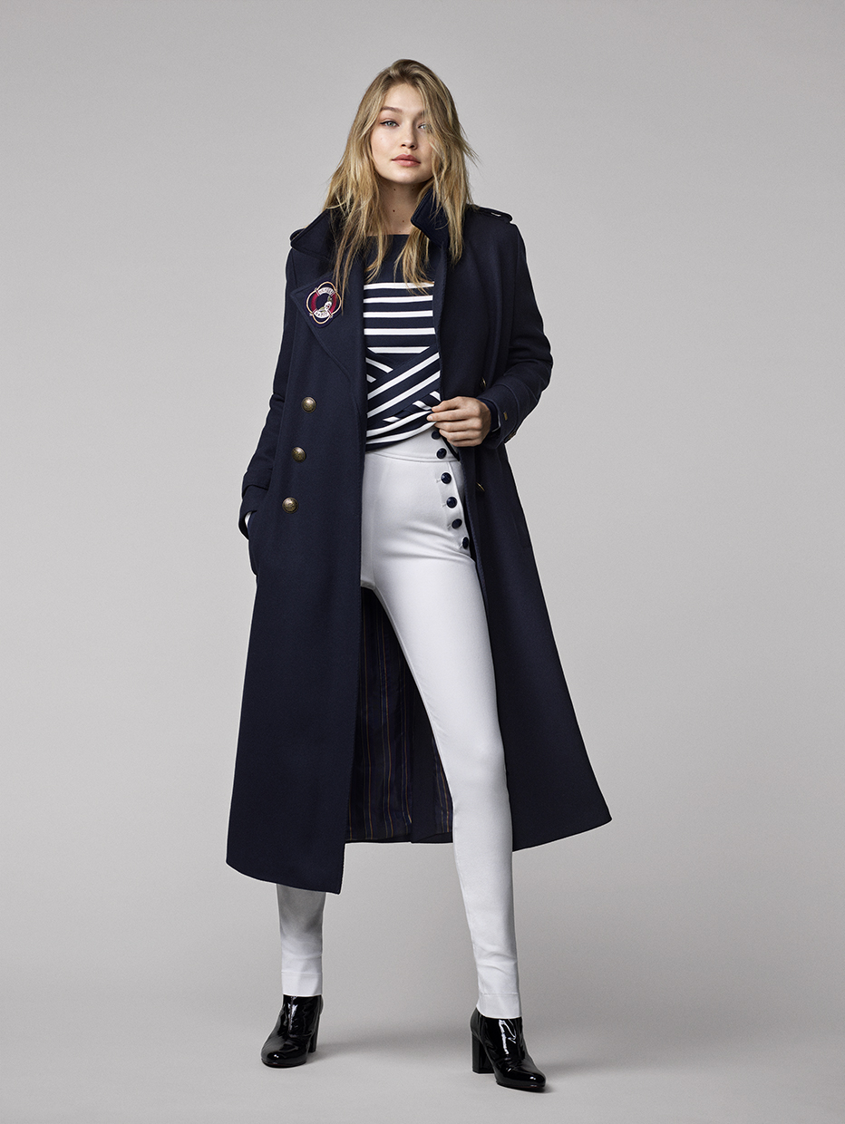 Gigi Hadid for Tommy Hilfiger
