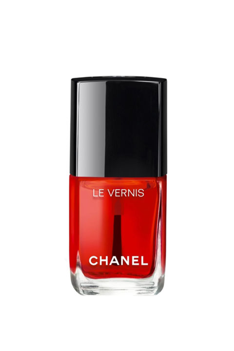 Elle Fall Nail Colors Chanel