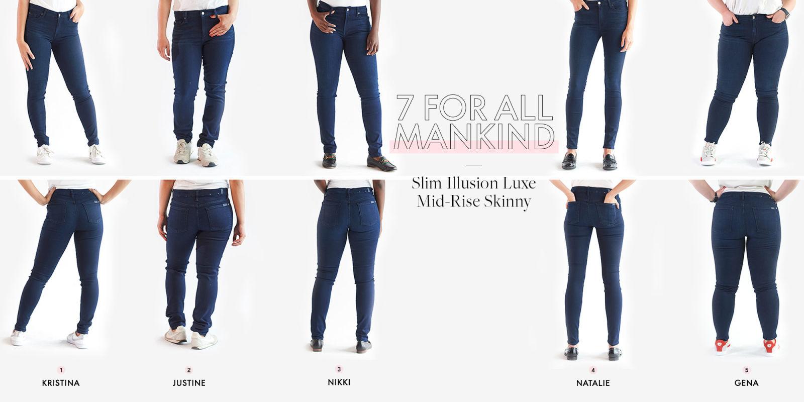 10 Best Types of Jeans for Women – Flattering Denim Styles for All ...