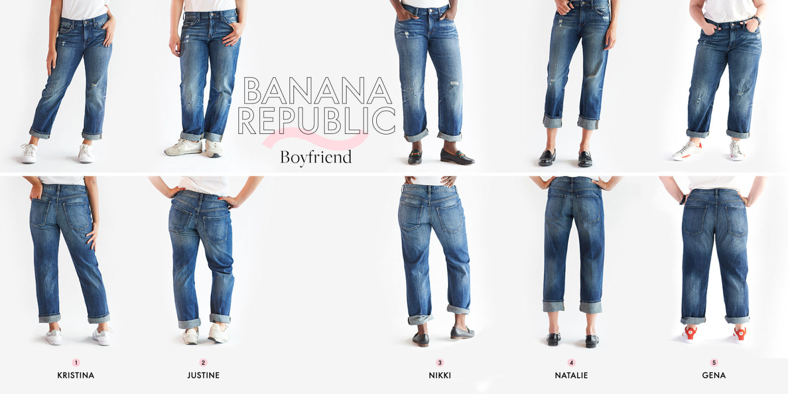 10 Best Types of Jeans for Women – Flattering Denim Styles for All ...