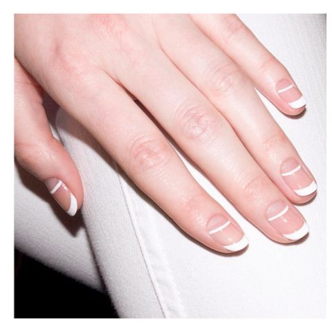 11 french manicure ideas for 2017   new nail art designs