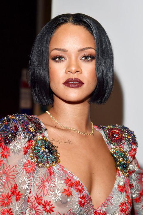 Prime 50 Best Rihanna Hairstyles Our Favorite Rihanna Hair Looks Of Short Hairstyles For Black Women Fulllsitofus