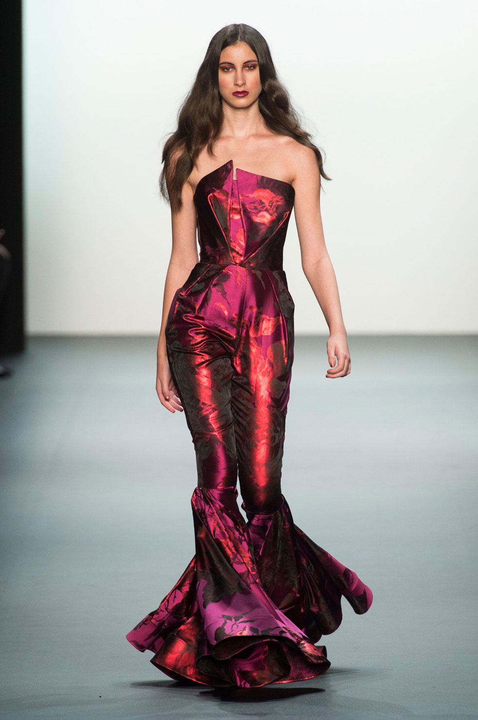 NYFW Day 1: Michael Costello\'s Midnight Botanical Bash - Haute D\' Vie