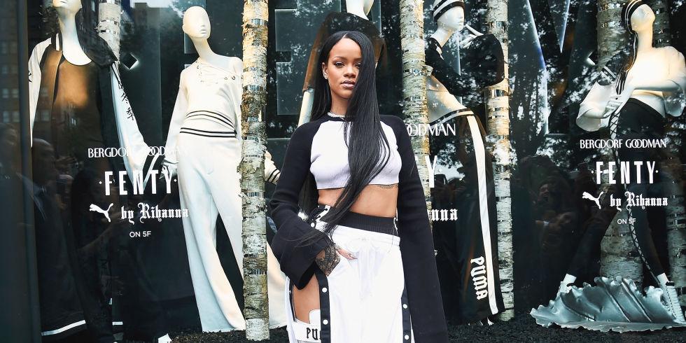 Puma X Fenty By Rihanna