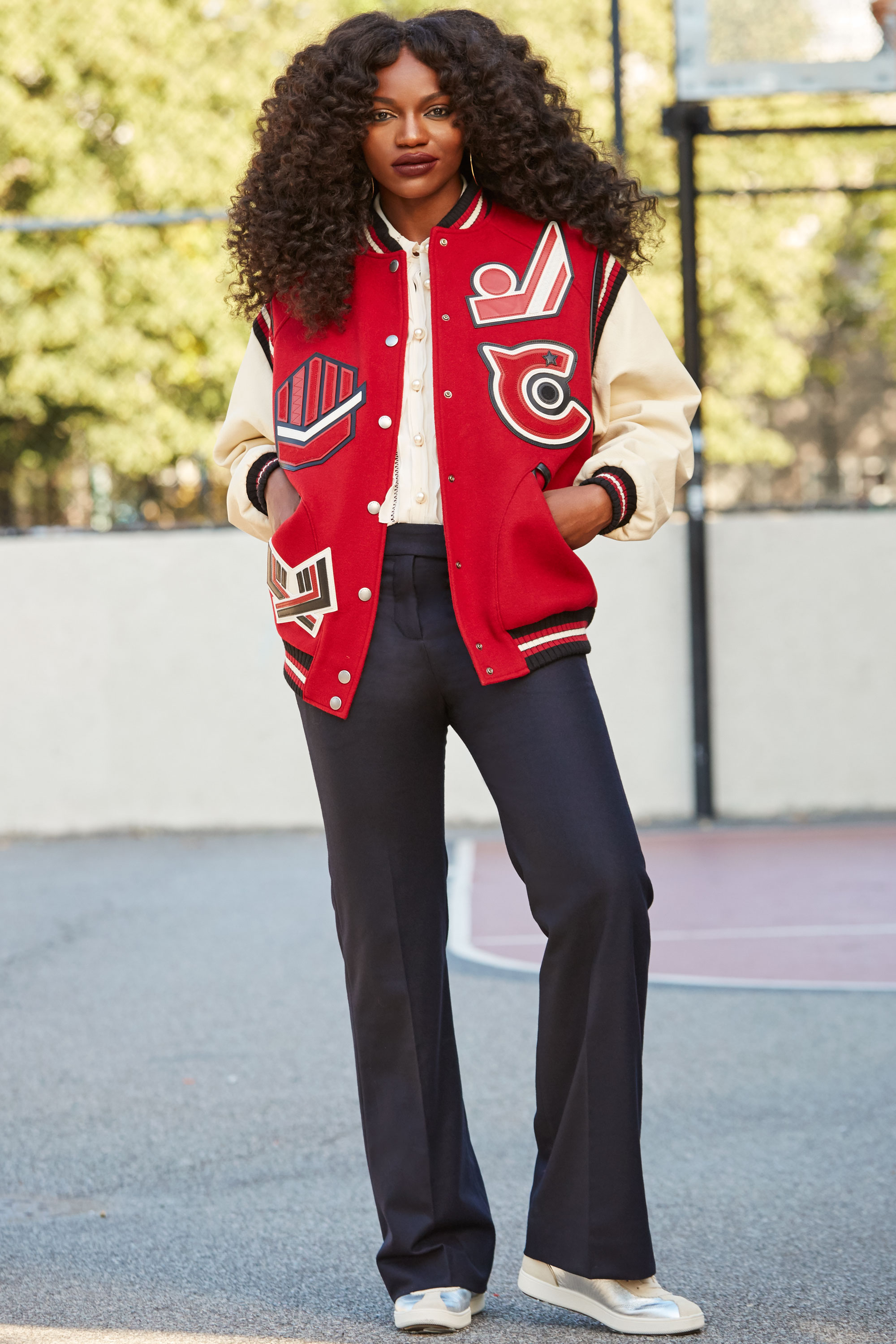 How to Wear a Varsity Letterman Jacket