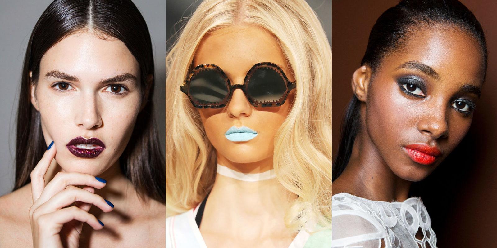 Spring 2017 Makeup Trends