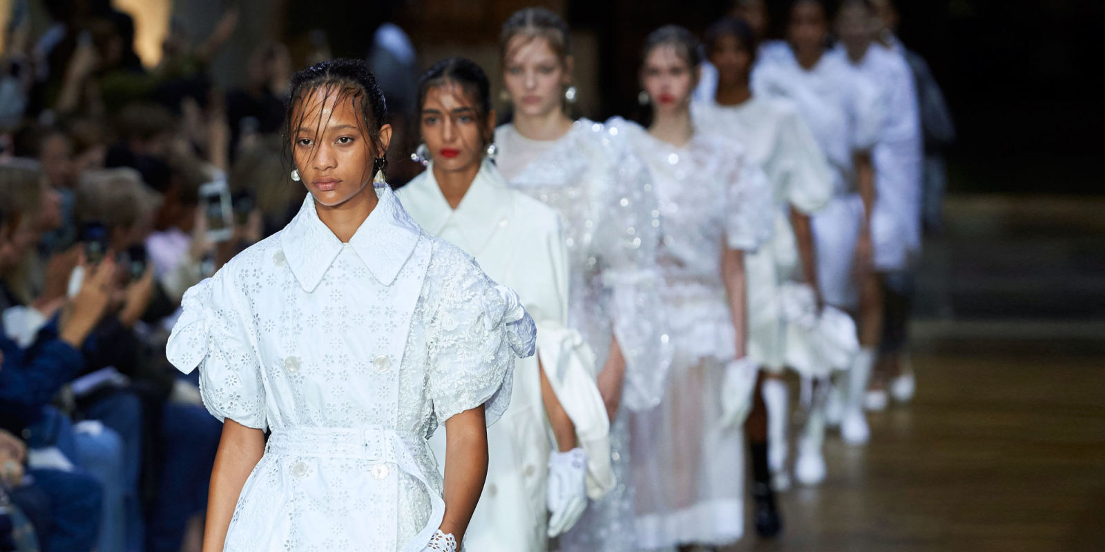 40 Looks From the Simone Rocha Spring 2017 Show