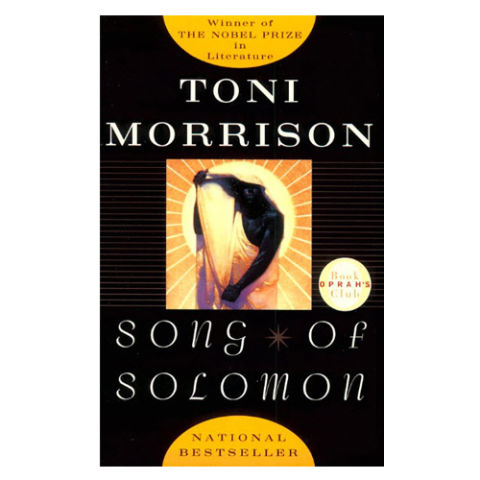 the meaningfulness of spirituality in toni morrisons song of solomon Toni morrison: memory and meaningboasts essays by well-known  that toni  morrison's novels treat issues of religion and spirituality is such an  with toni  morrison: mexico, gabriel garcía márquez, song of solomon, and sula (pp.