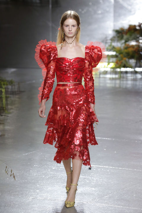 Best Looks From New York Fashion Week Runway Shows ...