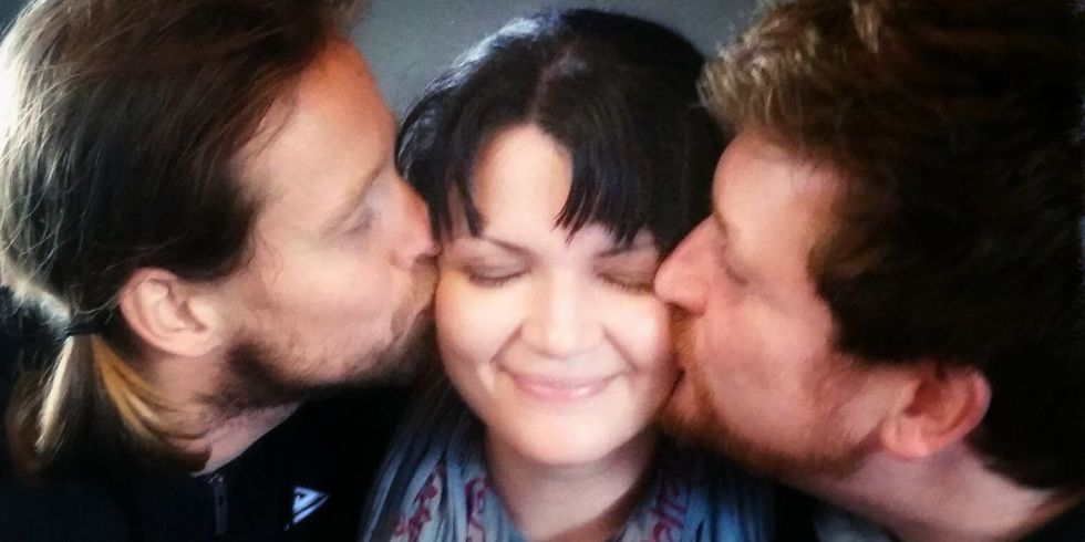 Polyamory married and hookup serious affairs