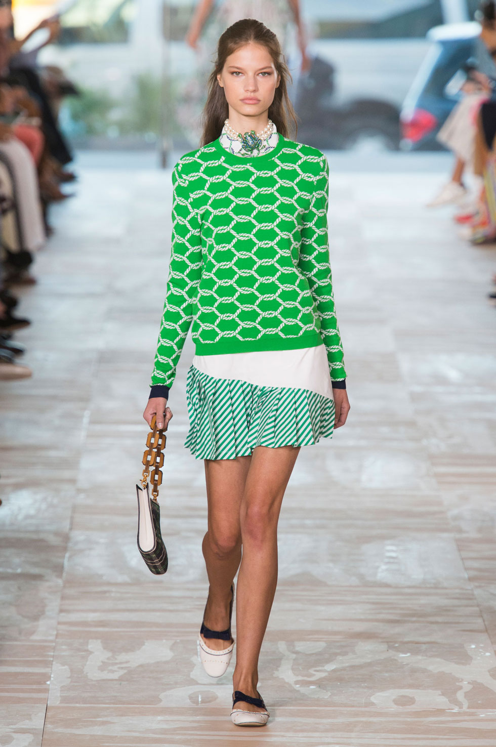 40 Looks From the Tory Burch Spring 2017 Show - Tory Burch ...