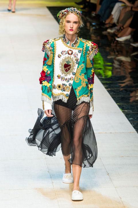 Scarpe Dolce Gabbana 2017