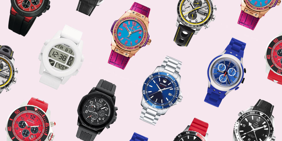 10 Sporty Watches That Will Step Up Your Wrist Game