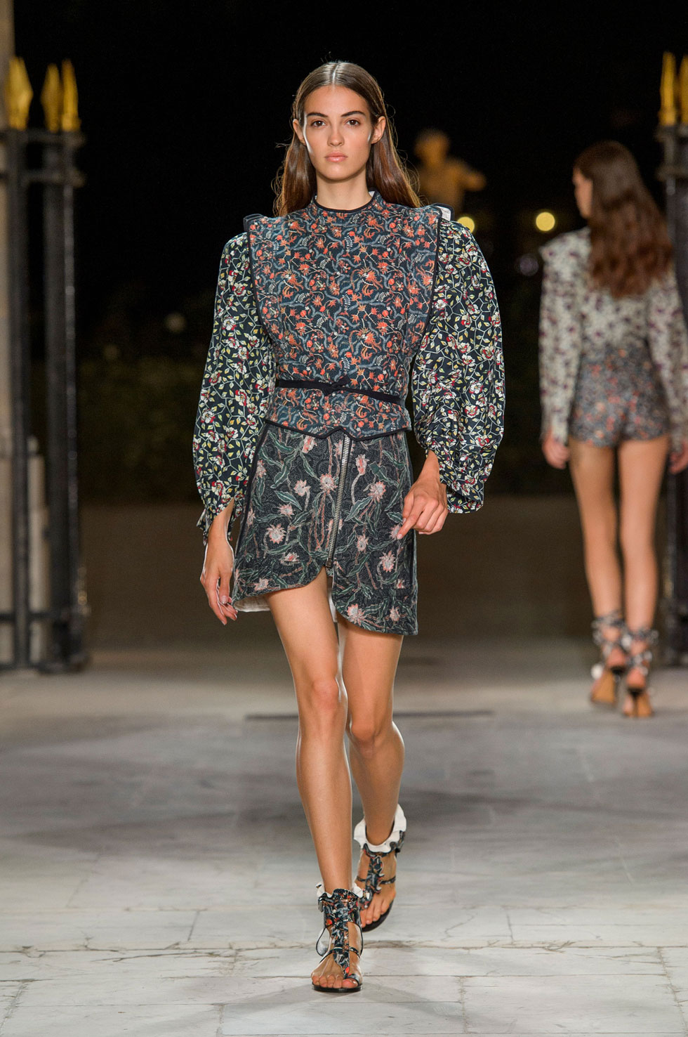 39 Looks From the Isabel Marant Spring 2017 Show Isabel Marant Runway Show at Paris Fashion Week