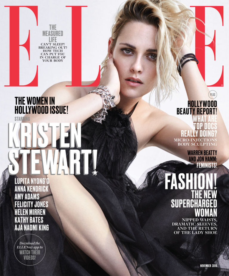Kstew covers elle