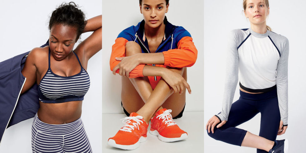J.Crew Launches Its First-Ever Activewear Line with New Balance