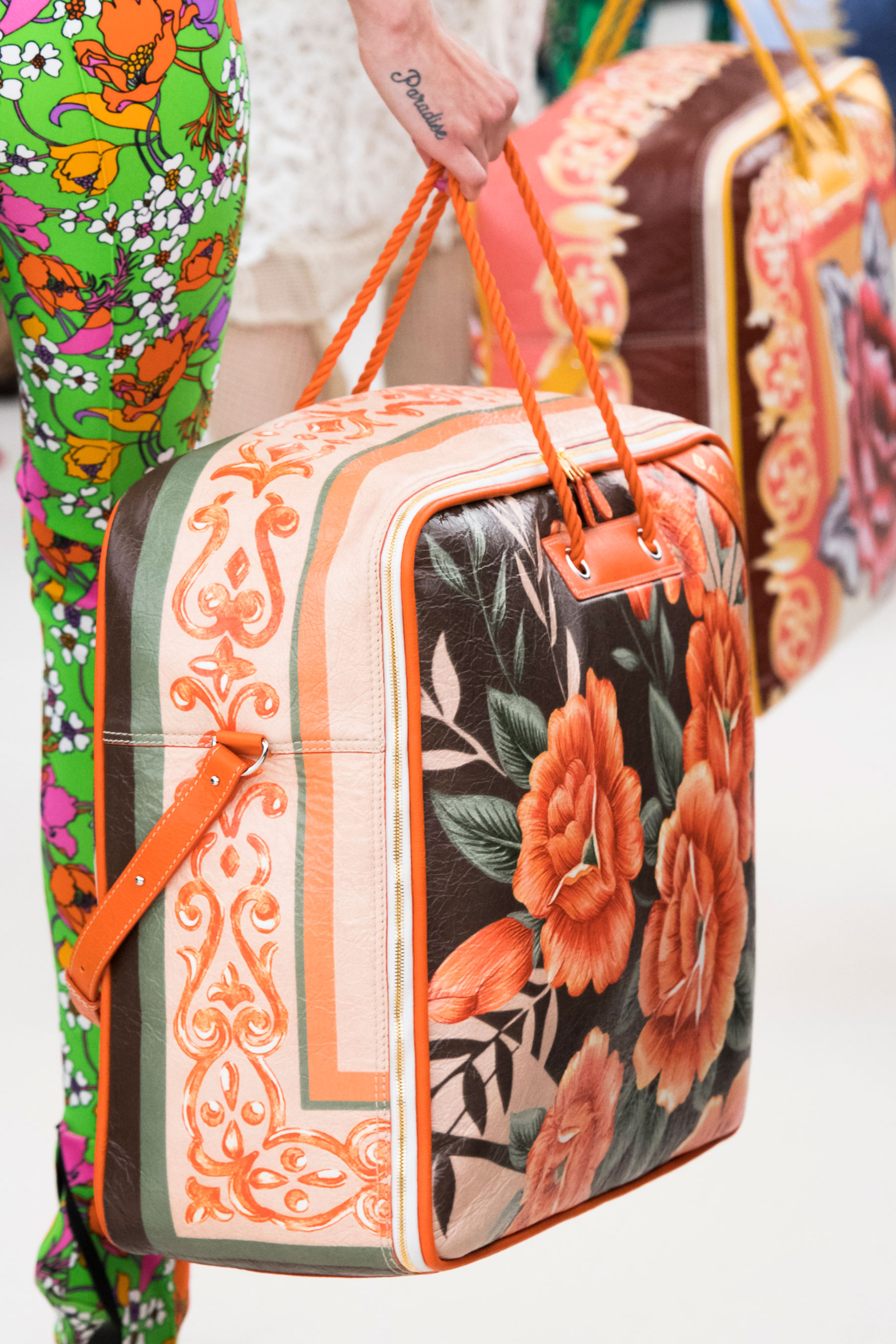 Spring 2017 Bag Trends From Runway