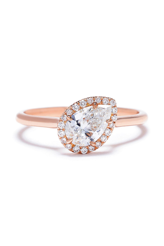 Beautiful Rose Gold Engagement Rings - 18 Reasons to Consider a Rose Gold  Engagement Ring