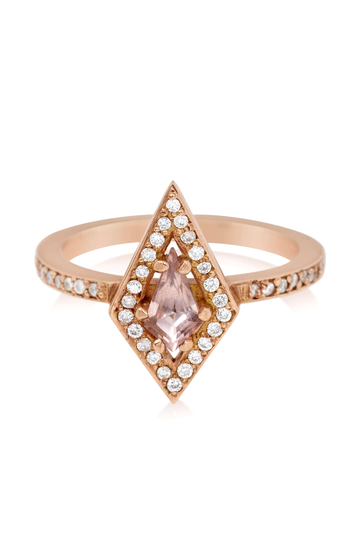 beautiful rose gold engagement rings 18 reasons to
