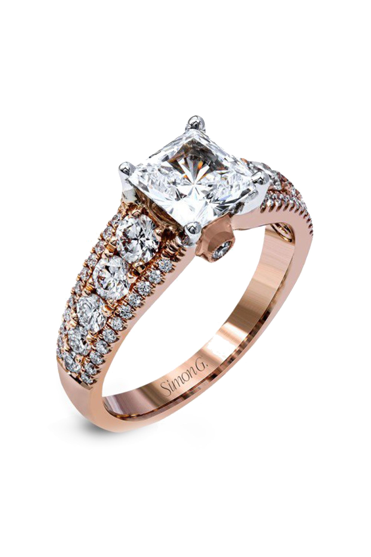 beautiful rose gold engagement rings 18 reasons to consider a rose gold engagement ring - Rose Wedding Ring