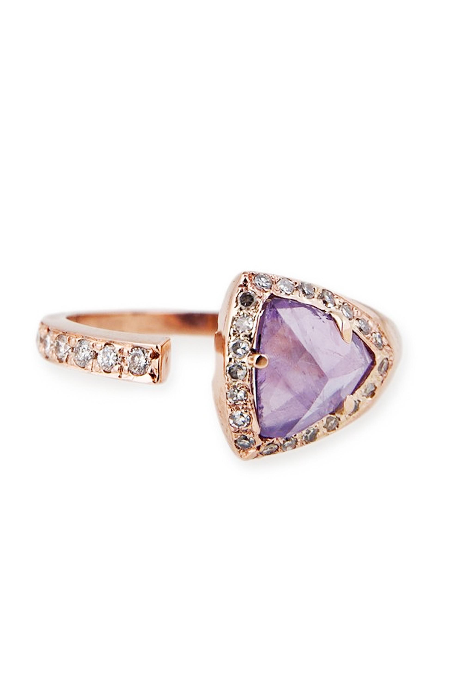 27 Unique Engagement Rings Beautiful Non Diamond and Unusual