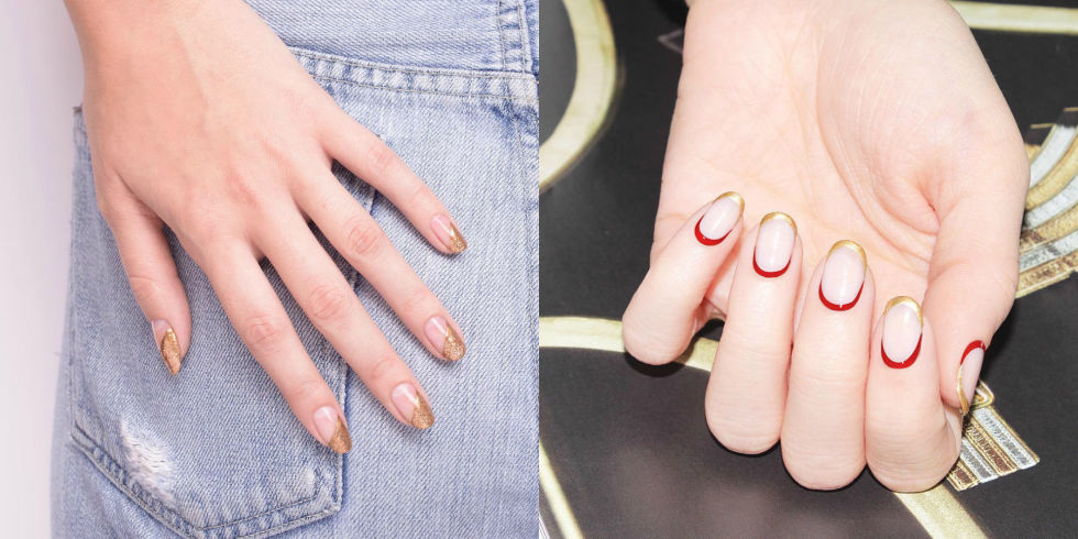 10 Non-Literal Nail Designs to Wear on Thanksgiving