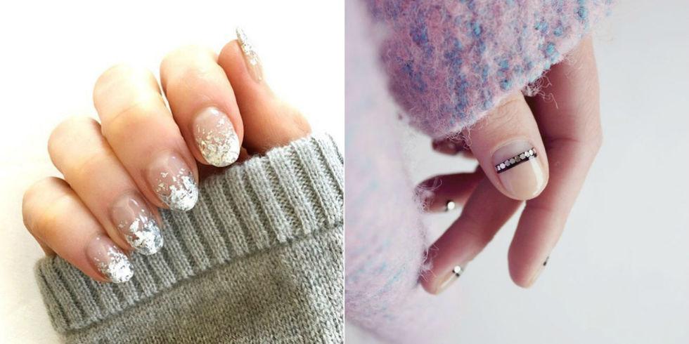 12 Insanely Gorgeous Winter Nail Art Ideas