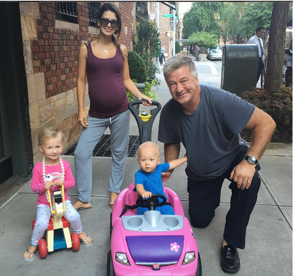 """Alec Baldwin: """"Our House Is One Long, Endless ..."""