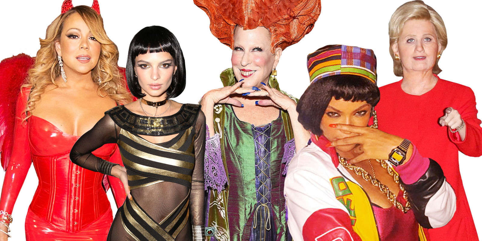 The Best Celebrity Halloween Costumes Ever - GQ