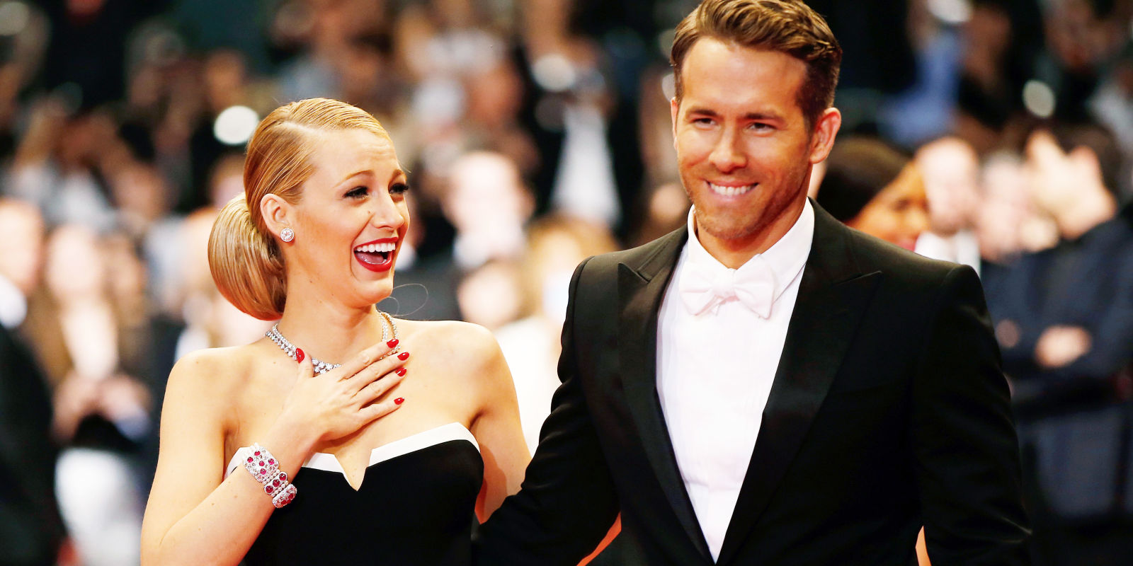 What It's Like to Be a Dinner Guest at Blake Lively and Ryan Reynolds' Place
