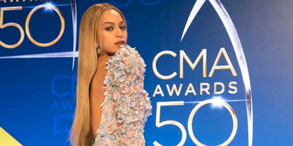 Image result for beyonce cma instagram