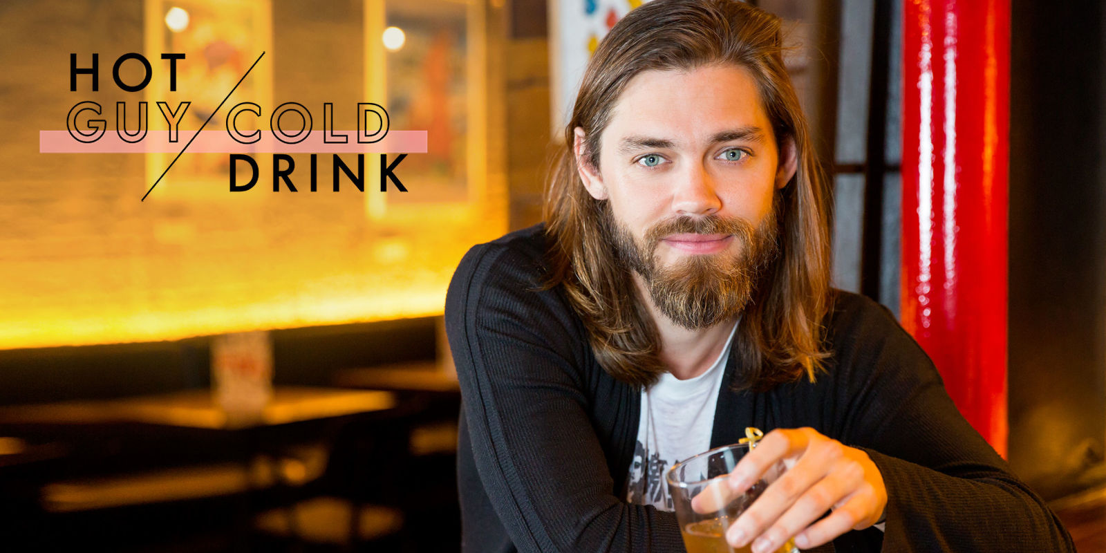 Tom Payne Is Getting Used To Being Called Jesus