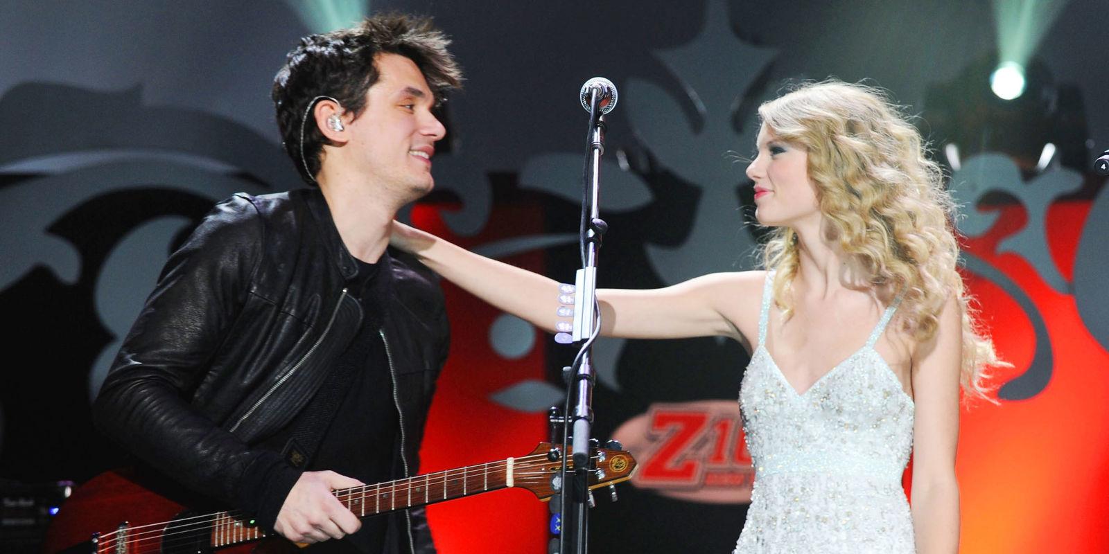 John Mayer Posts Bitter Taylor Swift Birthday Tweet - John ...