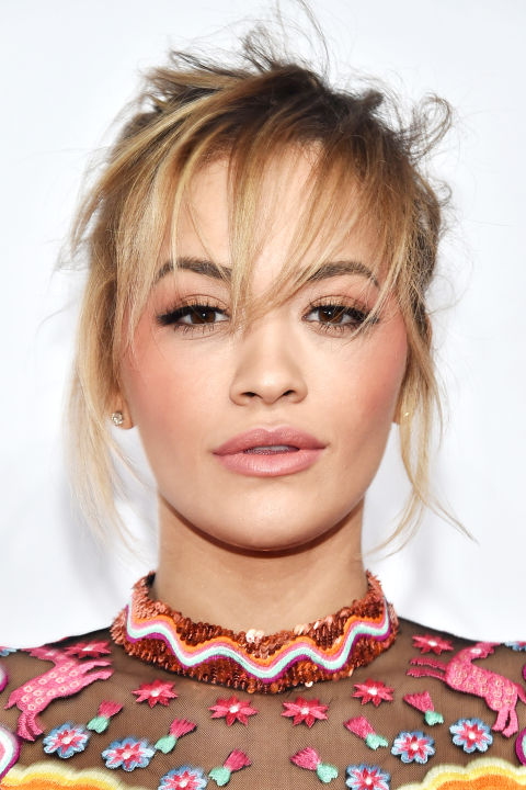 Awe Inspiring 100 Hairstyles With Bangs You39Ll Want To Copy Celebrity Haircuts Short Hairstyles For Black Women Fulllsitofus