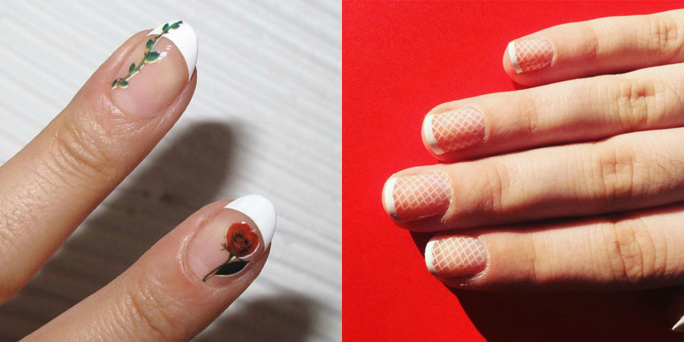 11 French Manicure Ideas for 2017 - New Nail Art Designs for ...