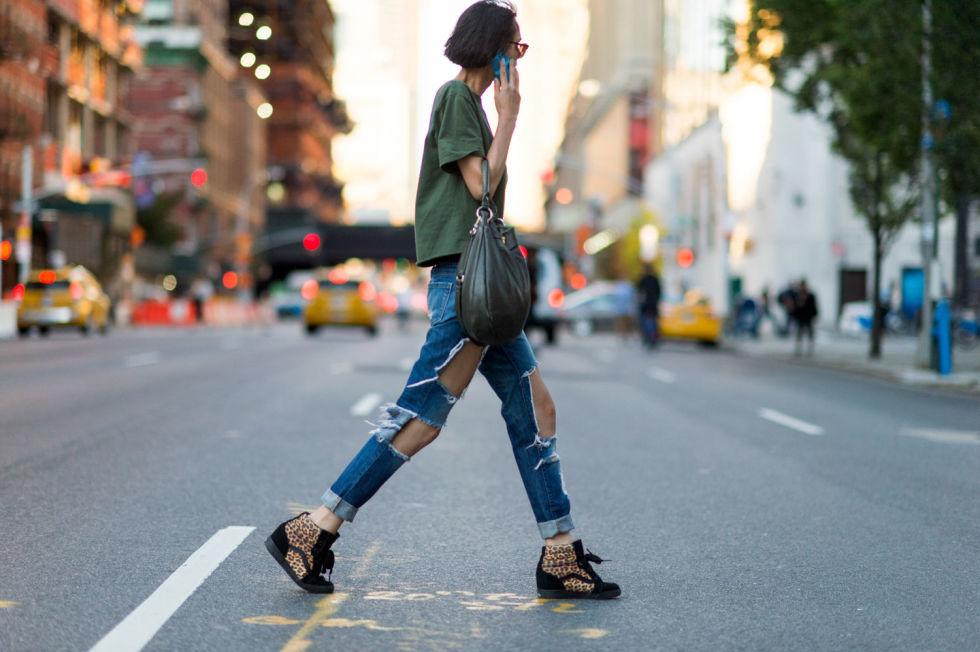 Tren fashion yang bakal nge-hype di 2017. (Foto: Elle)