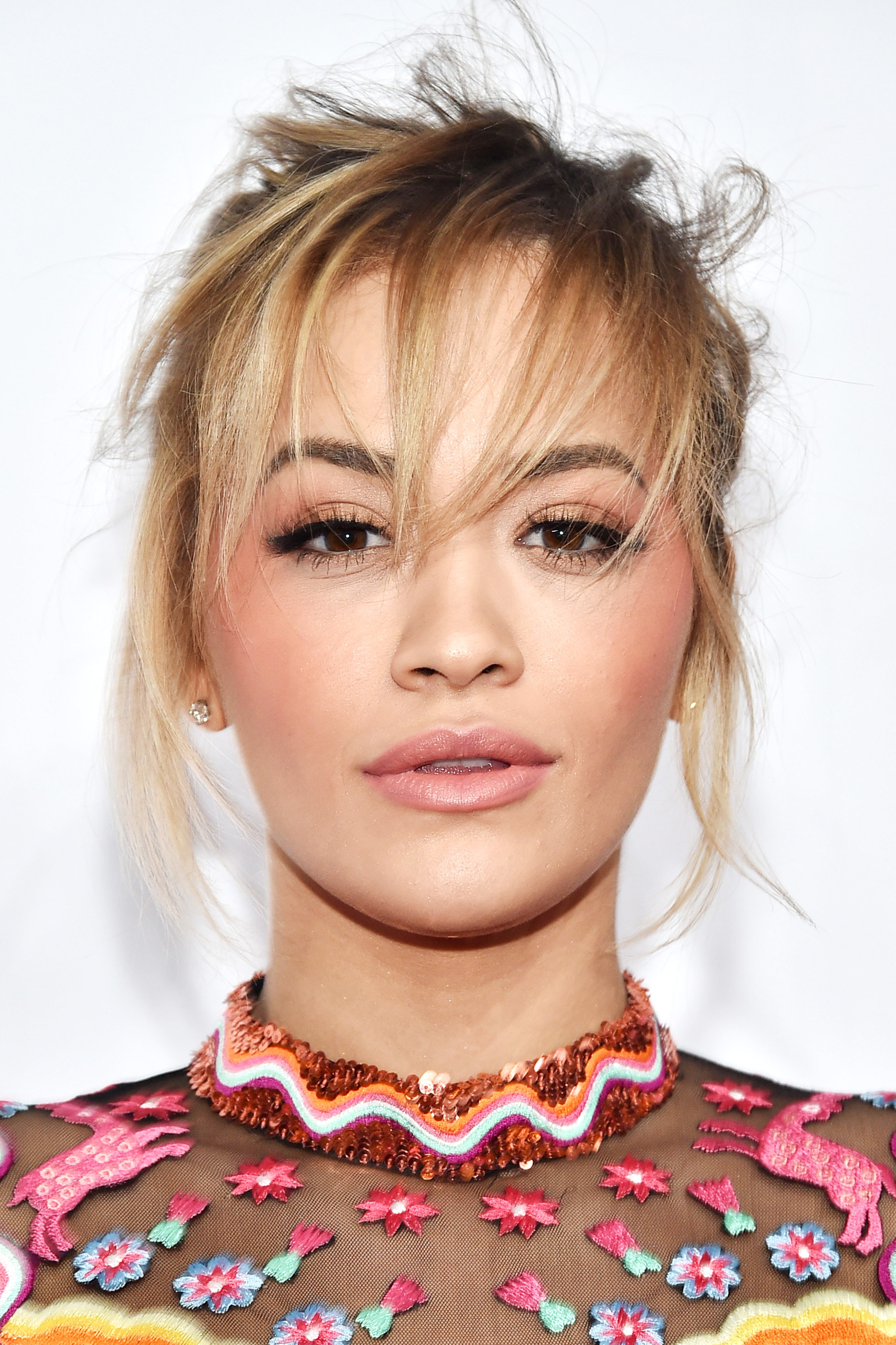 100 Hairstyles With Bangs You'll Want to Copy - Celebrity ...