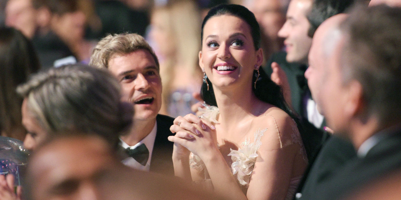 Katy Perry and Orlando Bloom Really Are Reportedly Back On