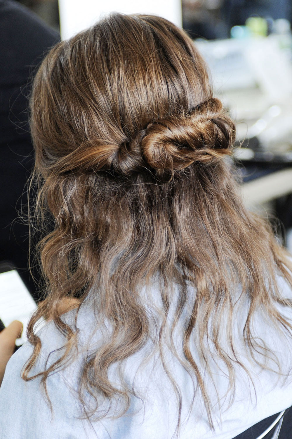 There S A Whole Lot To Love About These Wedding Hair