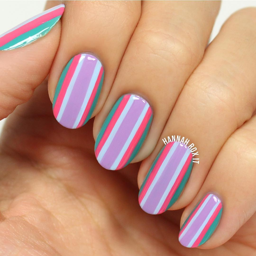 11 Spring Nail Art Designs - Nail Art Ideas for Spring 2017 Manicures