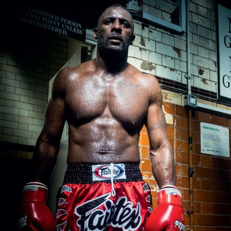 Idris Elba Fighter - Idris Elba Photos