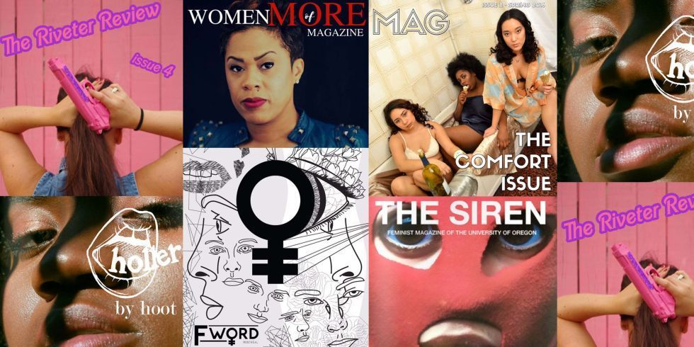 Rising Feminist Magazines Are Using This Digital Platform to Speak Even Louder