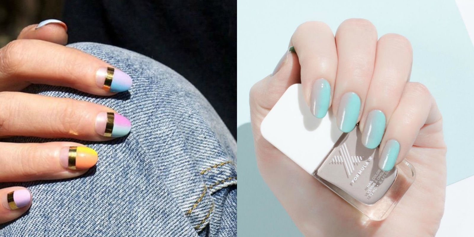 12 Best Ombre Nail Art Designs Cute Ideas For Ombre Nails