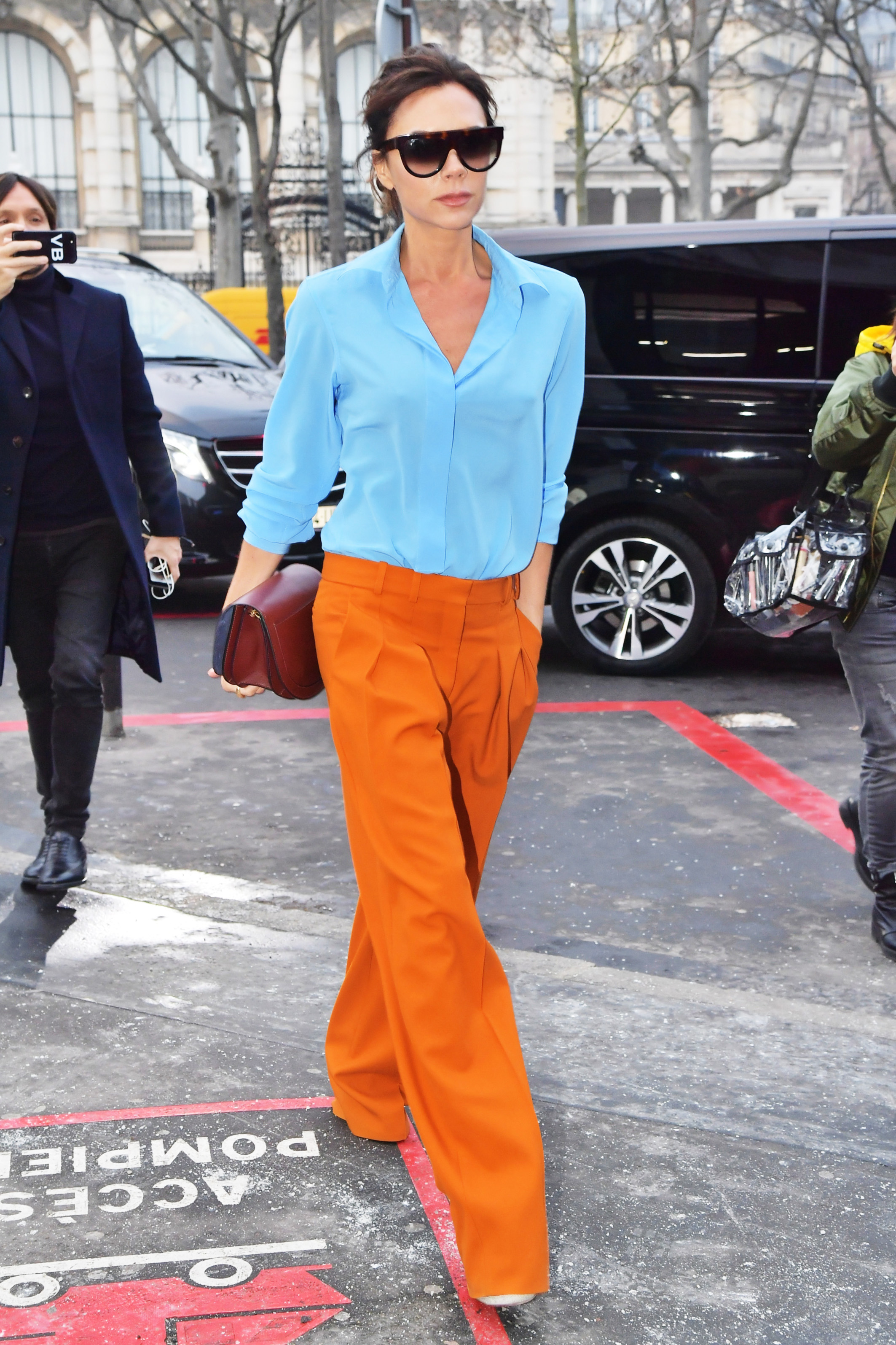 Victoria Beckham 39 S Best Fashion Looks Pictures Of