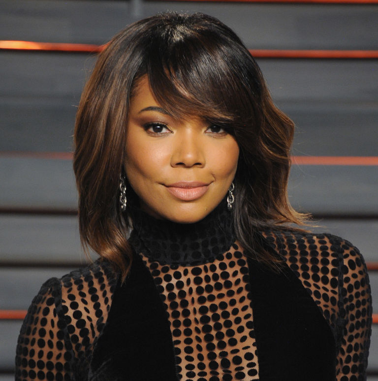 Incredible Gabrielle Union Is Launching Her Own Haircare Line Flawless By Hairstyles For Men Maxibearus