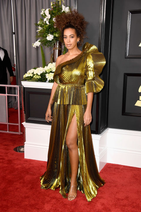 Best Red Carpet Dresses at the Grammy Awards 2017 - Grammys Red ...